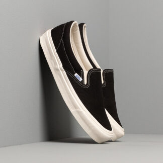 Vans OG Classic Slip-On LX (Canvas) Black VN000UDF3SY1