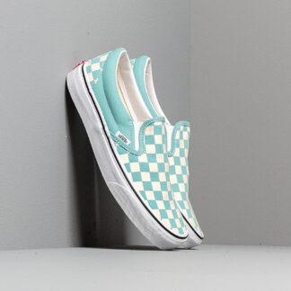 Vans Classic Slip-On (Checkerboardard) Aqua Haze VN0A38F7VLU1
