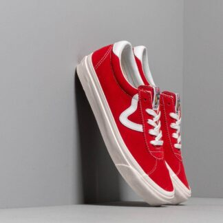 Vans Style 73 DX (Anaheim Factory) Og Red/ White VN0A3WLQVTM1