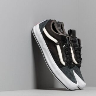 Vans Old Skool Cap LX (Regrind) Black/ True White VN0A45K1VRV1