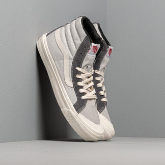 Vans OG Style 138 LX (Suede/ Canvas) Pearl Gray/ Multi VN0A45KDVZG1