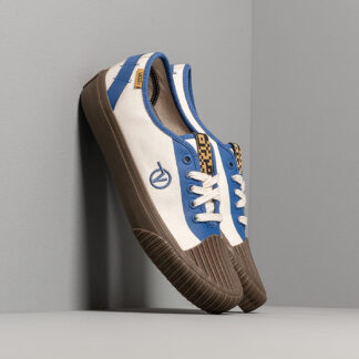 Vans x Taka Hayashi Authentic One Piece LX (Canvas) Natural/ True Blue VN0A45K8TX31