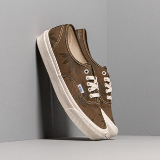 Vans OG Authentic LX (Canvas/ Island Leaf) Brown VN0A4BV9VYP1