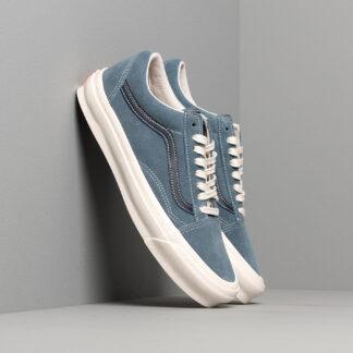 Vans OG Old Skool LX (Suede) Blue/ Mirage Blue VN0A4P3XXEG1