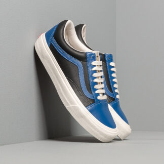 Vans Old Skool Vlt LX (Leather) True Blue/ Marshmallow VN0A4BVFXG21