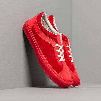 Vans Bold Ni LX (Nubuck/ Suede) Red VN0A4U4900O1