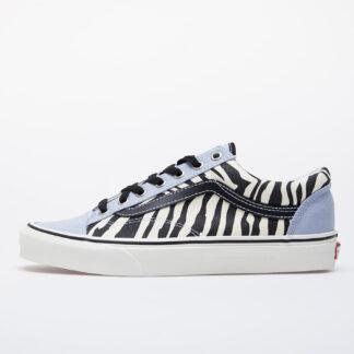 Vans Style 36 (Mismatch) Zebra/ Camo VN0A3DZ3WS81