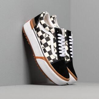 Vans Old Skool Stacked (Checkerboard) Black/ True White VN0A4U15VLV1
