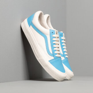 Vans Old Skool Vlt LX (Leather) Bonnie Blue/ Marshmallow VN0A4BVFXG01