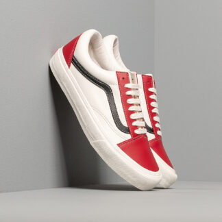 Vans Old Skool Vlt LX (Leather) Chilli Pepper/ Black VN0A4BVFXG11