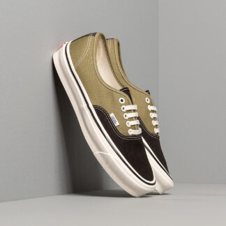 Vans OG Authentic LX (OG) Black/ Lizard VN0A4BV9XBZ1