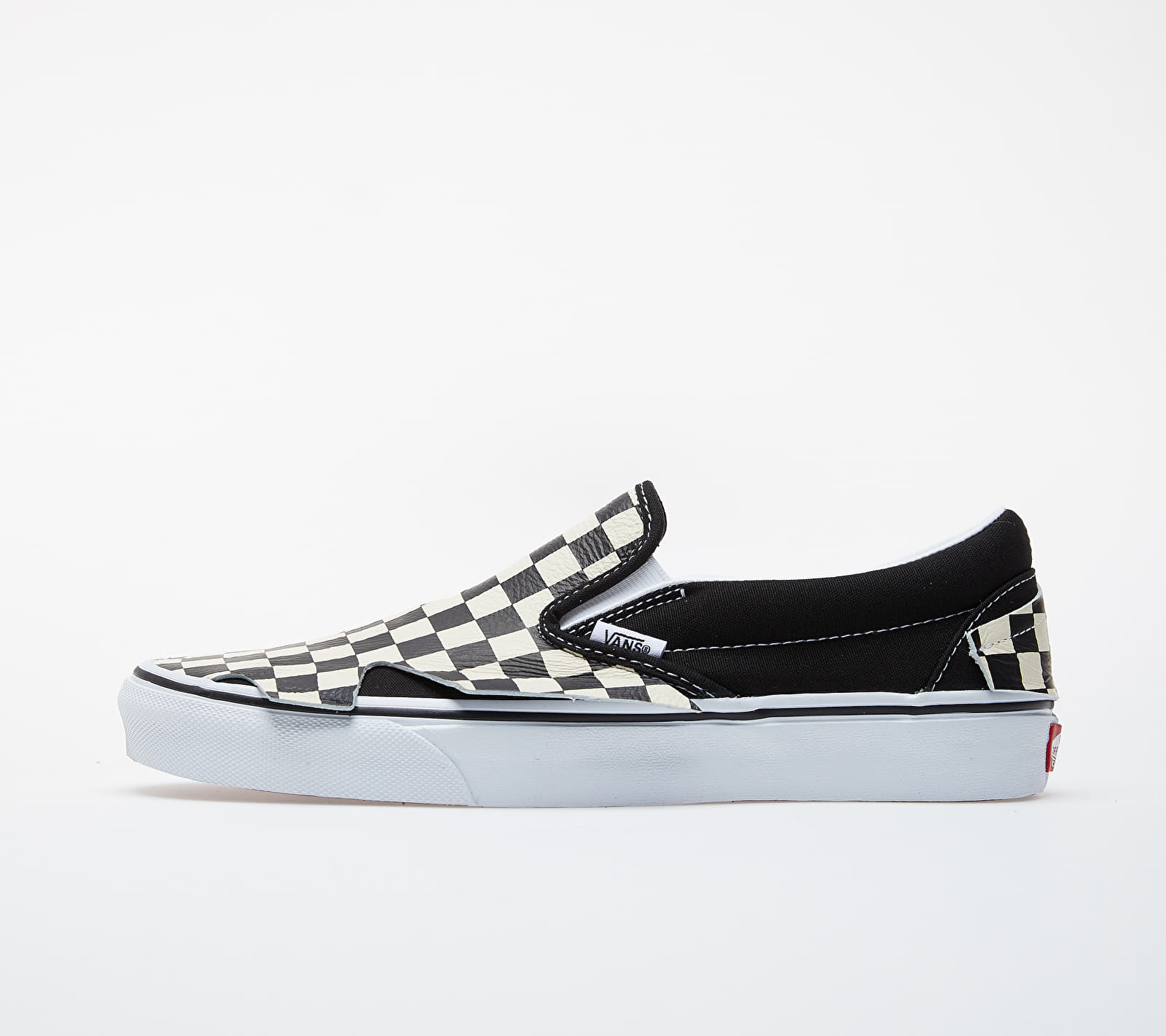 Vans Classic Slip-On Origami Checkerboard/ True White VN0A4TZTQXH1