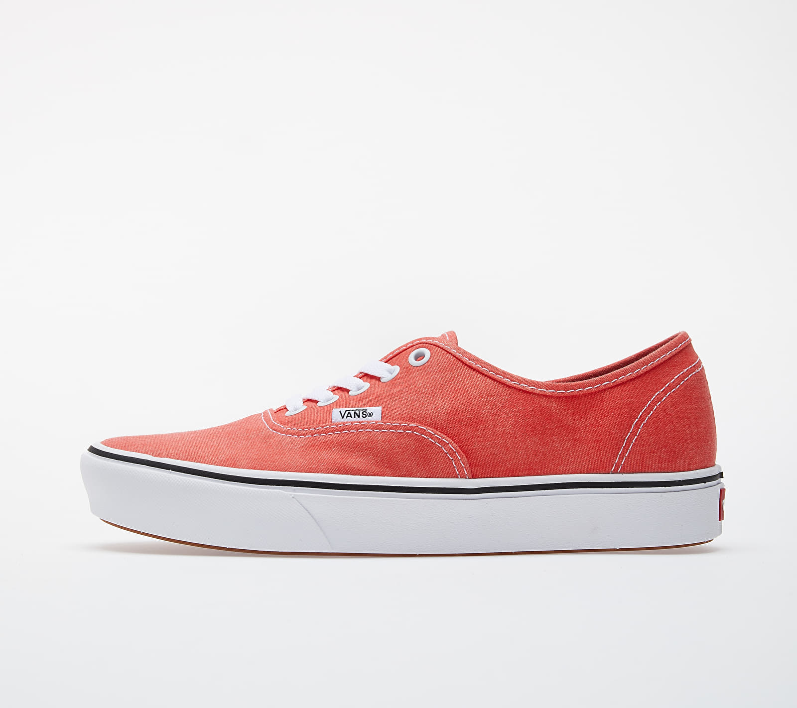 Vans ComfyCush Authentic (Washed Canvas) Grenadine VN0A3WM7WWC1