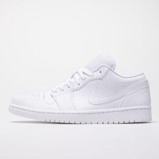 Jordan Air 1 Low White/ White-White 553558-130