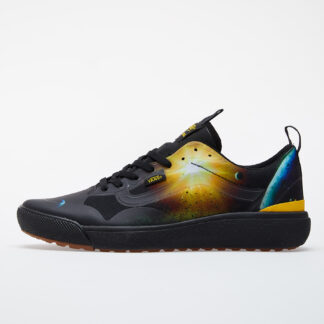 Vans Ultrarange EXO (National Geographic) Black/ Yellow VN0A4U1KXU31