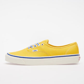 Vans Authentic 44 DX (Anaheim Factory) Og Yellow/ Og Vans Lace VN0A38ENWOA1