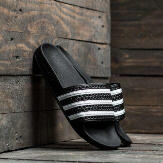 adidas Adilette Black/ White/ Black 280647