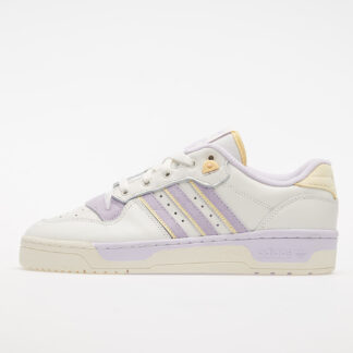 adidas Rivalry Low Cloud White/ Off White/ Purple Tint EF6413