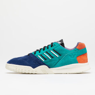 adidas A.R. Trainer Glow Green/ Tech Indigo/ Solar Orange FV3923