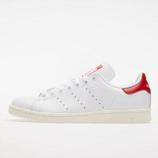 adidas Stan Smith Ftw White/ Off White/ Scarlet FV4146