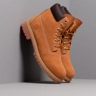 Timberland 6-Inch Premium Boot Wheat Nubuc Yellow TB012909713