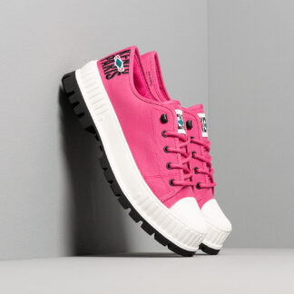 KENZO x Palladium Low top sneaker Deep Fuschia F962SN001F84.26