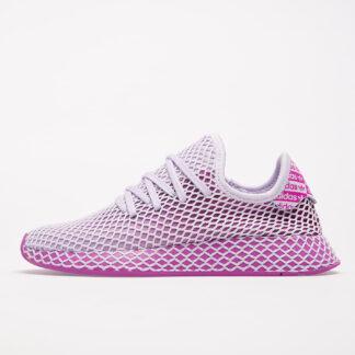 adidas Deerupt Runner W Purple Tint/ Purple Tint/ Vivid Pink EG5377