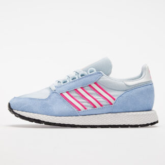 adidas Forest Grove W Periwinkle/ Crystal White/ Shock Pink EH0321