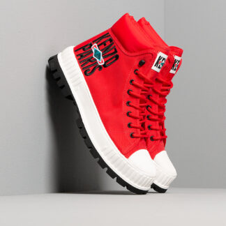 KENZO x Palladium High top Sneaker Medium Red F962SN002F84.21