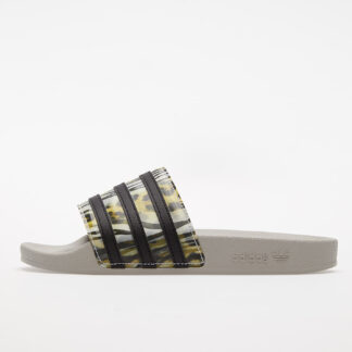 adidas Adilette W Core Black/ Core Black/ Metalic Grey EF5533