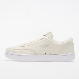Nike Wmns Court Vintage Premium Pale Ivory/ Washed Coral-Aura CW1067-101