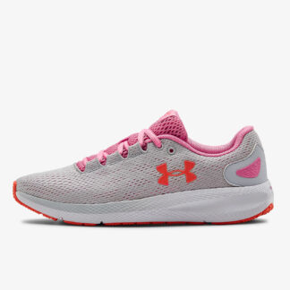 Under Armour W Charged Pursuit 2 Grey 3022604-102