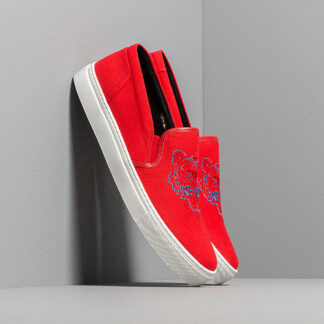 KENZO K-Skate Sneakers Medium Red 5SN100 F70 21