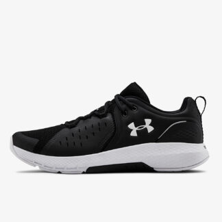Under Armour Charged Commit TR 2 Black/ White/ White 3022027-001