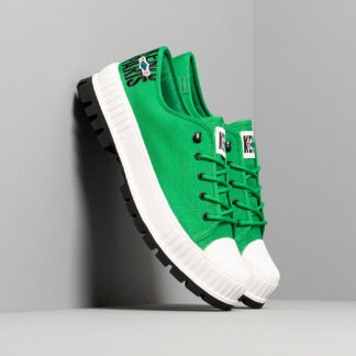 KENZO x Palladium Low top sneaker Grass Green F965SN001F84.57
