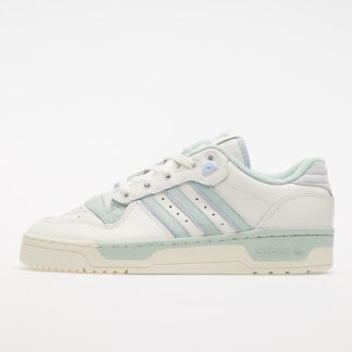 adidas Rivalry Low Cloud White/ Off White/ Green Tint EF6412