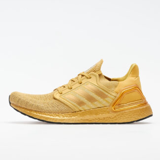 adidas UltraBOOST 20 Gold Metalic/ Gold Metalic/ Gold Metalic EG1343