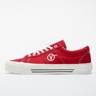 Vans OG Sid LX (Canvas) Racing Red/ Marshmallow VN0A4U13XER1