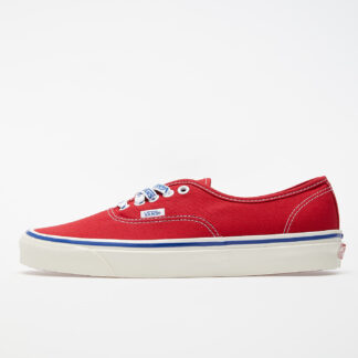 Vans Authentic 44 DX (Anaheim Factory) Og Red VN0A38ENWO81