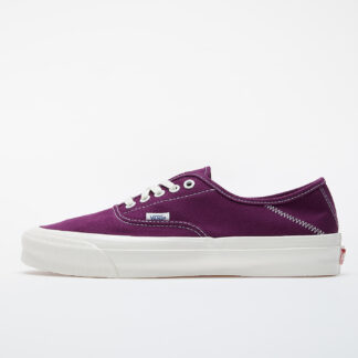 Vans OG Style 43 LX (Canvas) Dark Purple/ Marshmallow VN0A3DPBXEW1