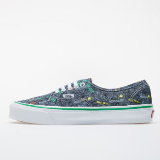 Vans x Fergus Purcell OG Authentic LX (Fergadelic) Acidwash/ Play VN0A4BV90621
