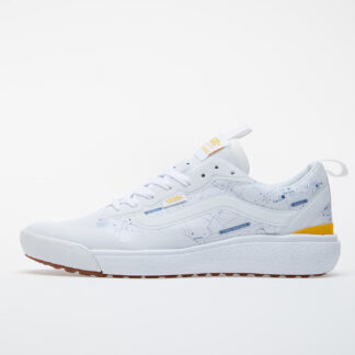 Vans Ultrarange EXO (National Geographic) White/ Yellow VN0A4U1KXU41