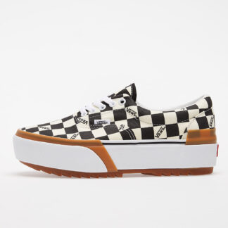 Vans Era Stacked (Checkerboard) Multi/ True White VN0A4BTOVLV1
