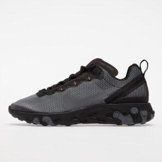 Nike React Element 55 SE Black/ Dark Grey CI3831-001