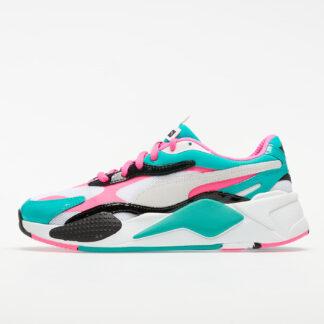 Puma RS-X³ Plastic Puma White-Fluo Pink 37156904