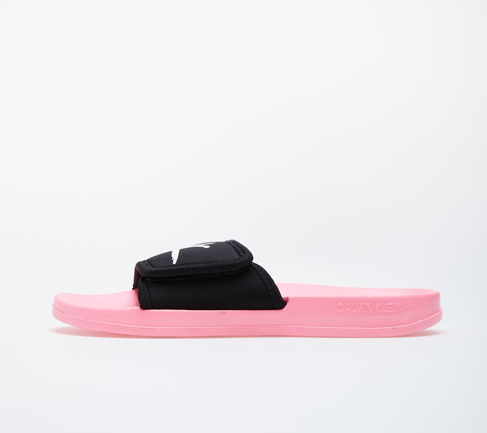Calvin Klein Vecro Slide Pink 35-37 KW0KW01028-0J6