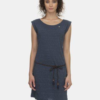 Ragwear tmavě modré šaty Tag