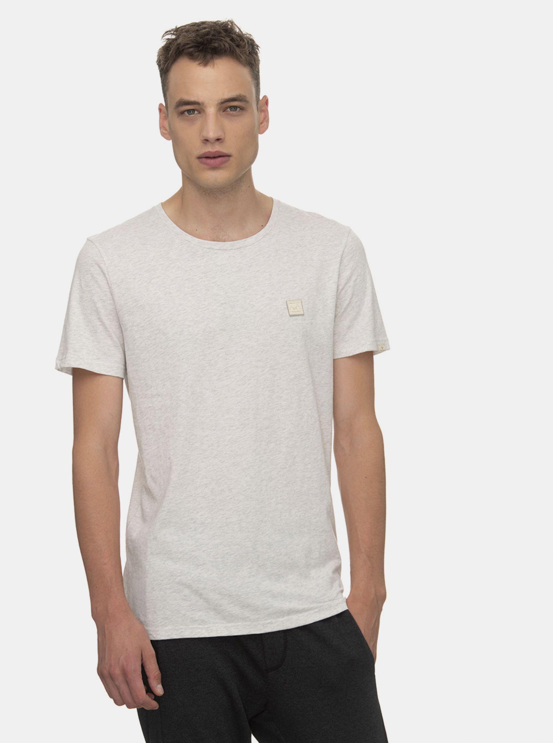 Ragwear krémové pánské tričko