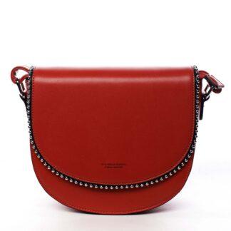 Dámská crossbody kabelka červená - Silvia Rosa Evolve červená