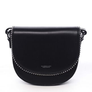Dámská crossbody kabelka černá - Silvia Rosa Evolve černá